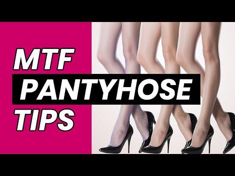 Top 5 Pantyhose Tips MTF Transgender Crossdressing Tips