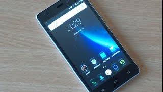 Doogee X5 okostelefon teszt