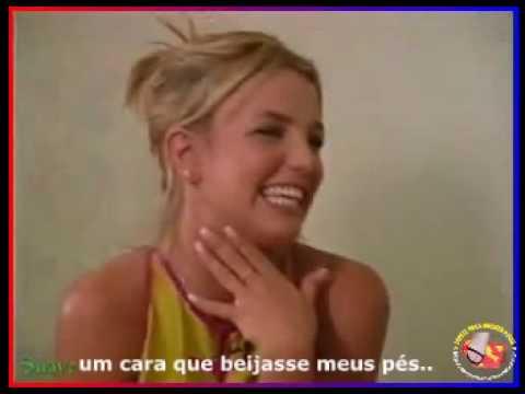 Britney Spears ama PODOLATRIA She loves foot fetish