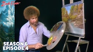 Bob Ross - Whispering Stream (Season 6 Episode 4)