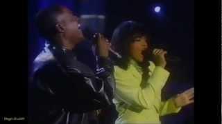'Silent Prayer' (LIVE) Shanice & Johnny Gill