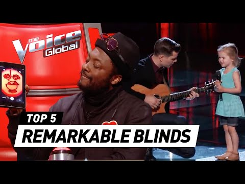 Xxx Mp4 The Voice MOST REMARKABLE Blind Auditions And FUNNIEST MOMENTS Of 2017 3gp Sex