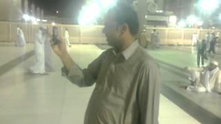 Feroz Shahani In MADINA