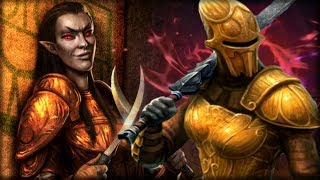 The Dunmer WILL RISE AGAIN! - Analysis of Dark Elf Philosophy - Elder Scrolls Lore
