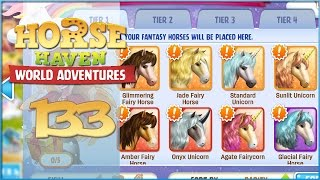 So Many Fantasy Horses To Find!! • Horse Haven - Episode #133
