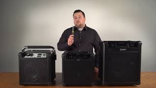 How To Replace Your ION Audio Speaker Battery | ION Audio