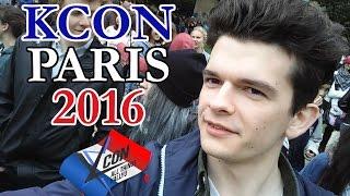 Kcon Paris 2016 with Kpopsteve