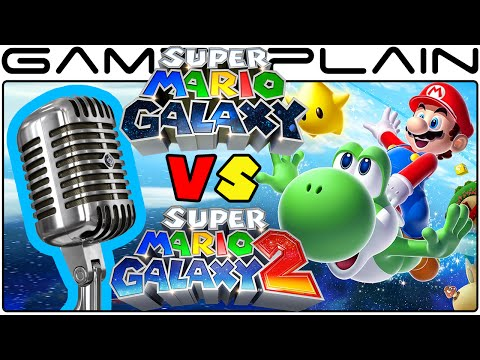 Xxx Mp4 Real Talk Mario Galaxy VS Mario Galaxy 2 Which Is Better 3gp Sex