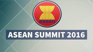 ASEAN Summit 2016 - Review & Analysis