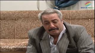 مسلسل بطل من هذا الزمان   | سعيد النايحة يضرب ابن اخوه كفوف | ايمن زيدان - باسم ياخور