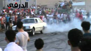 استعراض طارات الاحساء & القطيف & ساحة الساباط