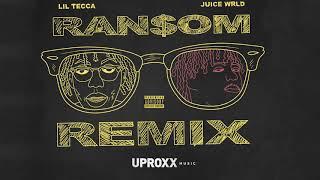 Lil Tecca - Ransom REMIX ft. Juice WRLD - UPROXX NEW MUSIC