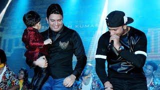 Yo Yo Honey Singh Performs at the Music Launch Of movie Yaariyan