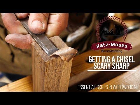 Xxx Mp4 Getting A Chisel Scary Sharp Essential Woodworking Skills 3gp Sex