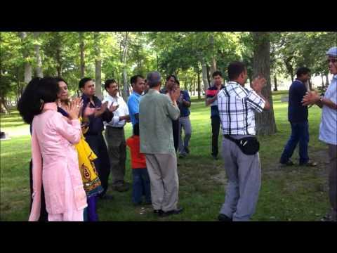 Bangladesh Agricultural Scientist Association Of America picnic 2013