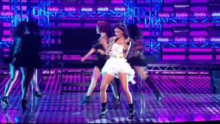 Nicole Scherzinger - Right There - Britains Got Talent 2011 Final