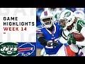 Download Video Download Jets vs. Bills Week 14 Highlights | NFL 2018 3GP MP4 FLV