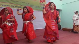 Faizar Boishakhi Dance