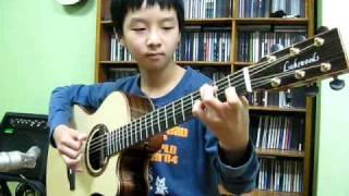 (Richard Marx) Right Here Waiting - Sungha Jung