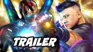 Avengers 4 Trailer Synopsis Breakdown