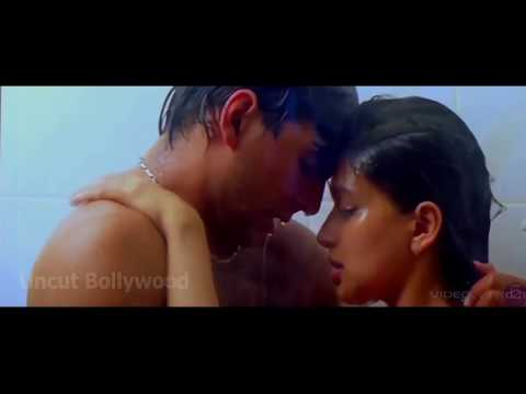 Madhuri dixit hot kiss, big boobs and bed scene