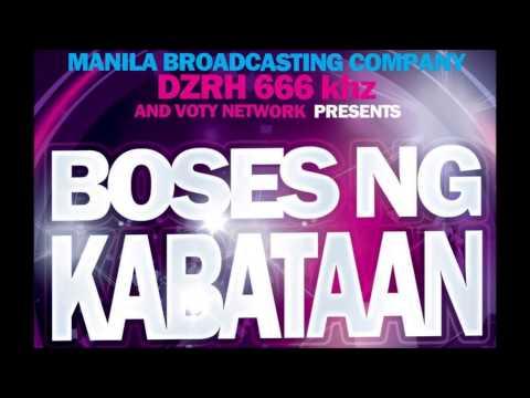 Maan Dela Cerna for BNK DZRH Manila