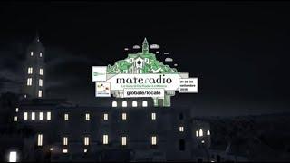 """DirettaTv - Conferenza stampa di chiusura """"Materadio 2018"""""""