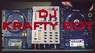 DJ Krafty Boy - Live EDM Mix (2 x CDJ2000s + XONE:32 Mixer)