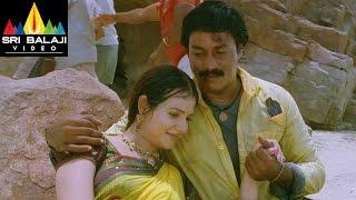 Maryada Ramanna Movie Climax Scene   Sunil, Saloni   Sri Balaji Video