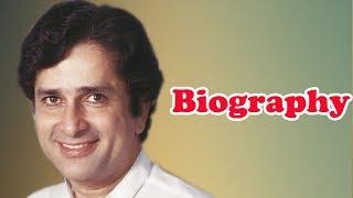 Shashi Kapoor - Biography
