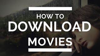 (Hindi) How To Download Dual Audio/1080p/720p/3D Movies For Free
