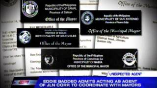 Eddie Badeo confirms fake NGO 'modus'