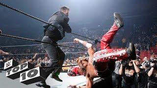 Infamous Royal Rumble Match intruders: WWE Top 10, Jan. 20, 2018