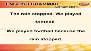 Spoken English Thro' Hindi | Conjuction | English Grammar by Pebbles