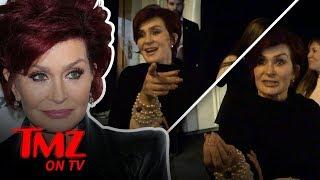 The Great Thermostat Debate Featuring Sharon Osbourne | TMZ TV