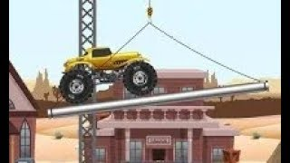 Monster Truck Crot Crash Stunts - Android Gameplay - Free Car Games To Play Now