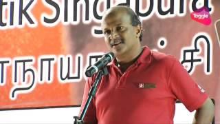Paul Tambyah - SDP Bukit Batok By-Election Rally - 3 May 2016
