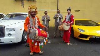 Dhol Blasters Band Baja - King G Mall