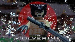 LEGO The Wolverine - Logan VS. Samurai (Shingen Yashida)