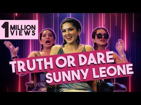 Xxx Mp4 Truth Or Dare With SUNNY LEONE Ft Jagan Krishnan Put Chutney 3gp Sex