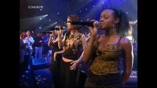 Mutya Keisha Siobhan - Overload (Live at TOTP)