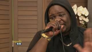 "Zakwe perform ""Hell  "" LIVE"