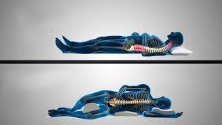 आप रोज़ गलत तरीके से सोते हो   Right Sleeping Position For Good Health - Sleep Healthy