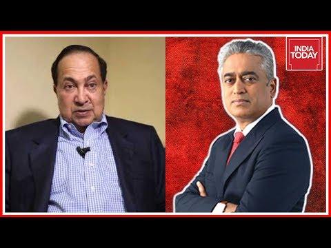 N Ram Speaks Exclusive On Rafale Documents Leak Row Countdown With Rajdeep