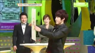 INFINITE  ♥ MyungSoo(L) & Sungyeol♥ Funny Dance