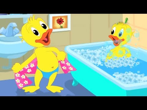 Xxx Mp4 Kids Tv Channel Colorful Duck Song For Kids Duck Song Bath Song For Children Original Songs 3gp Sex