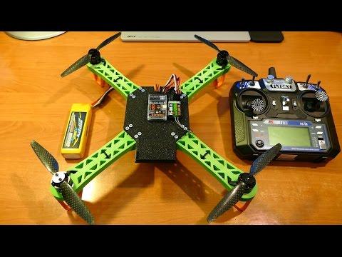 Квадрокоптер 3: сборка и подготовка к полету - hamariweb.uk