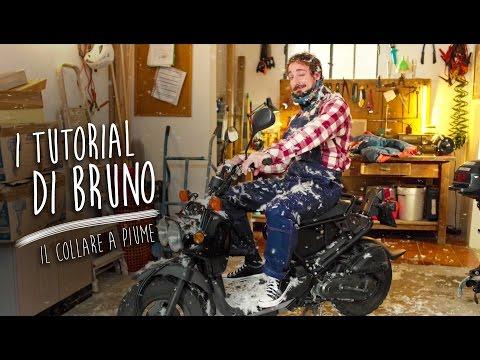 I Tutorial di Bruno - ep.5 - Il collare a piume
