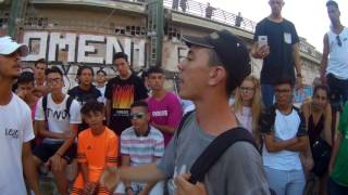 MC MEN vs PAKI [4ª FULLRAP REGIONAL] [CUARTOS]