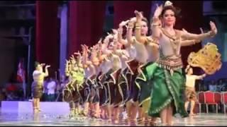 Traditional Khmer drama, Traditional Cambodia Drama របាំប្រពៃណីខ្មែរ